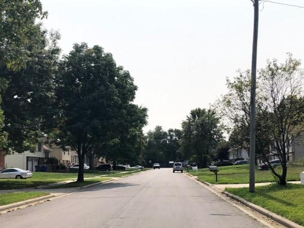 Welcome to the friendly neighborhood of Rolling Ridge So