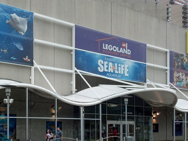 Legoland, Sea Life, Curious George all featured at Crown Center