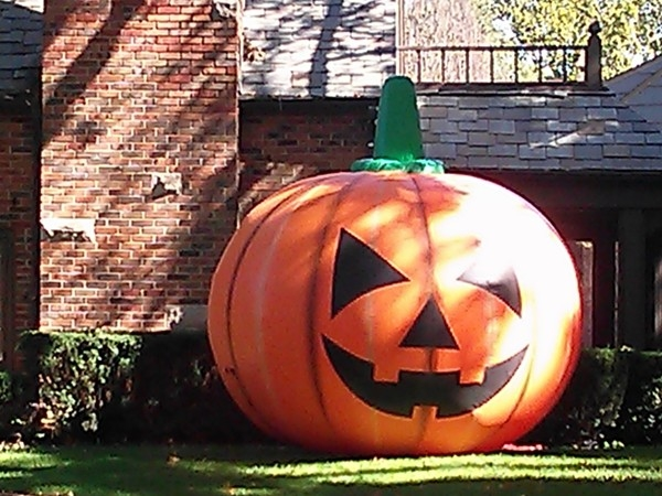 Everyone is gearing up for Halloween and, of course, The Royals In the World Series