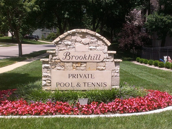 Private Pool and Tennis Courts for Brookhill Residents