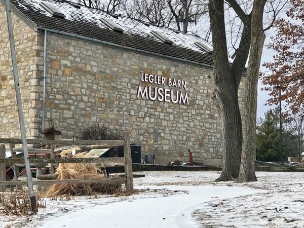 Legler Barn Museum, Lenexa