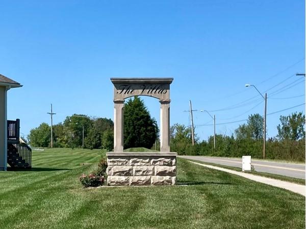 Villas of South Brook Subdivision in KC Northland