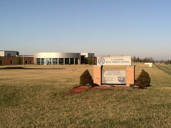 Louisburg High School - A National Blue Ribbon School