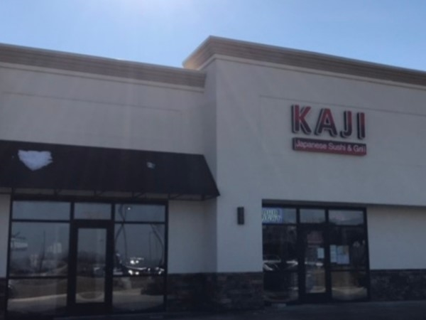 KAJI is an awesome Sushi spot in Kearney