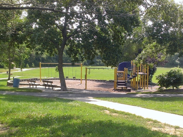 Canterbury/Westboro park offers acres of fun. Playgrounds, ball fields, and wooded walking trails