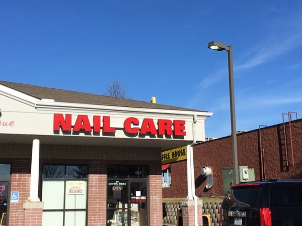 Nail care in Platte City is great