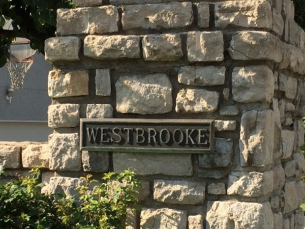 Westbrooke Subdivision in Blue Springs