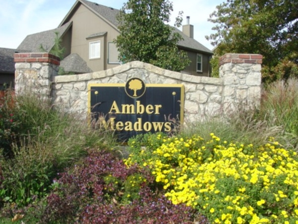 Amber Meadows welcome entry