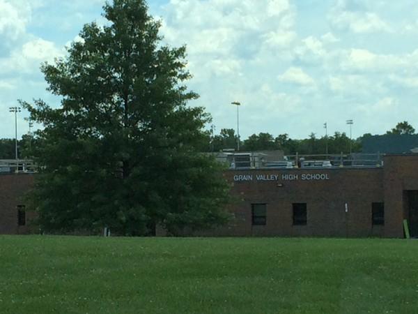 Grain Valley Public High School