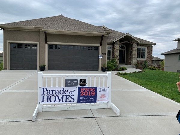 Spring Parade of Homes 2019 - Klopfenstine Construction