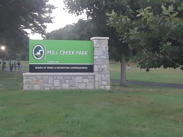 Mill Creek Park is an awesome place for walking and more