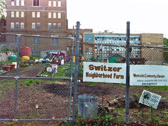 Westside Community Gardens