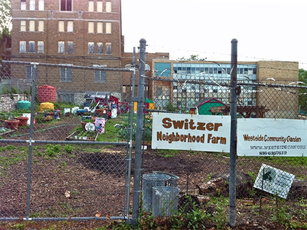 Westside Community Gardens
