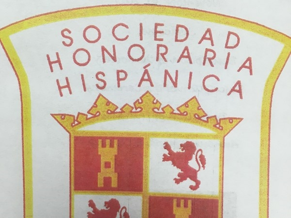 So many youth opportunities in LS. Headed to watch my son's initiation to the Spanish Honor Society