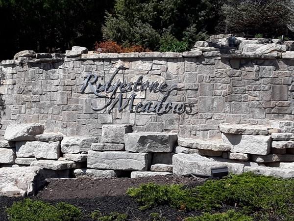 Welcome to Ridgestone Meadows