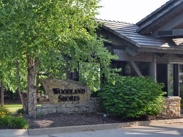 Woodland Shores - a luxury lake community with unique architecture
