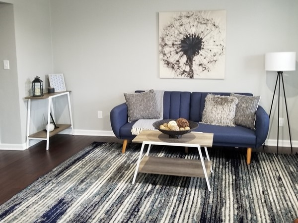 A beautifully remodeled home in the Shawnee Mission School District, staged by Staging Dreams