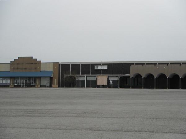 The current White Oak Plaza