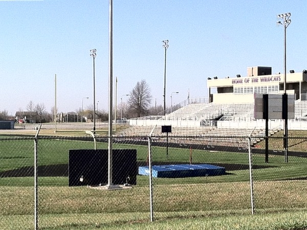 Go Wildcats! Wildcat Stadium is located next to Broadmoor Elementary (grades 3rd-5th)
