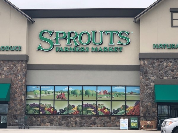 There's no place like Sprouts Farmers Market!  So happy they are in KC and in the Northland