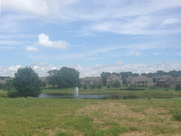 Beautiful lots are available for new construction