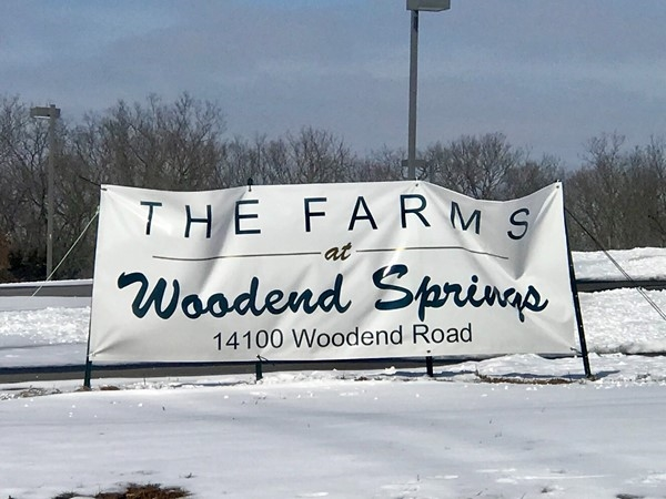 Woodend Springs special event and reception venue