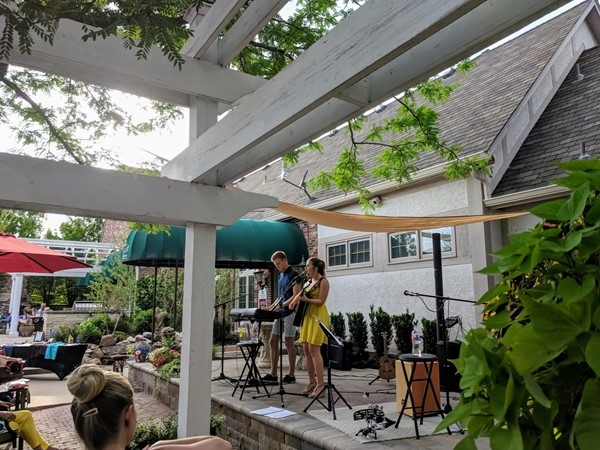 Gracie Schram Concert at Somerset Winery