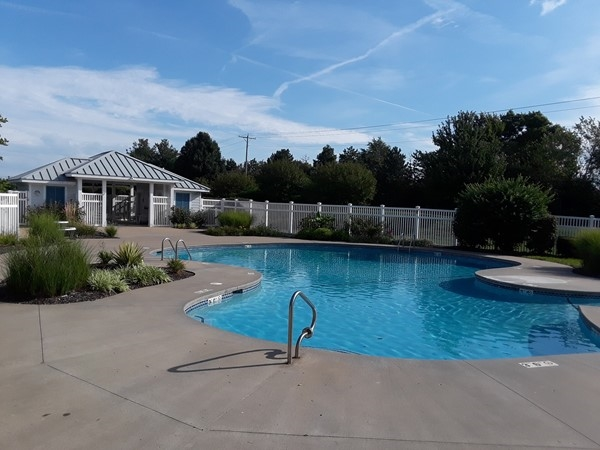 Gleason Glen pool