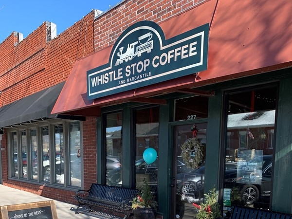 Whistle Stop Coffee Shop - The place to be In Downtown Lee's Summit