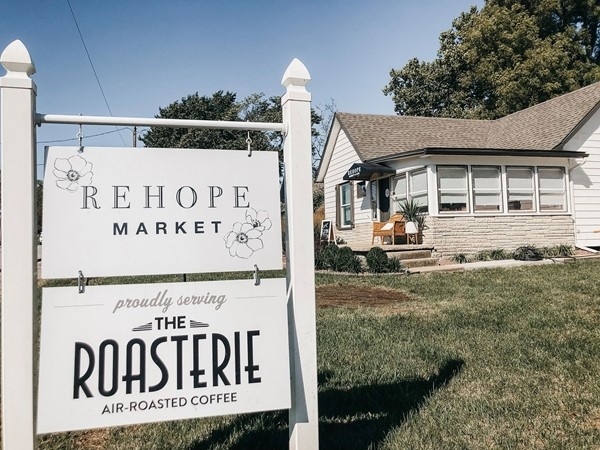 Rehope Market Cafe brews up funds to support a great cause