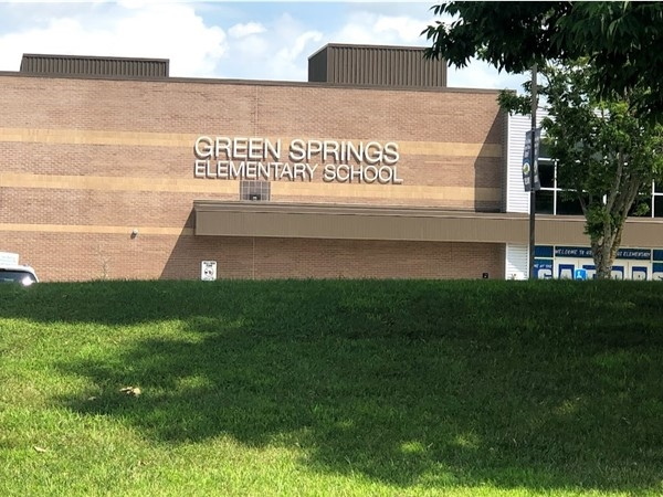 Green Springs Elementary School is just nearby The Willows