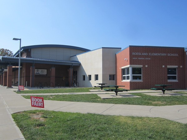 Roesland Elementary School is one of Roeland Park's great schools!