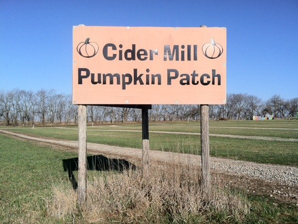 A family favorite!  The Louisburg Cider Mill & Pumpkin Patch
