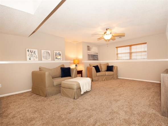 A great entertaining space at Ward Park Place