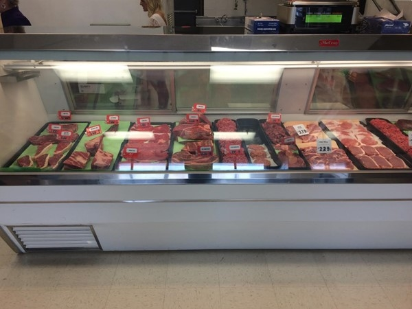 Any cut, any size! Check out this selection at the Upper Cut Meat Market