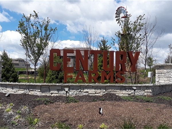 Welcome to Century Farms Community in Overland Park KS
