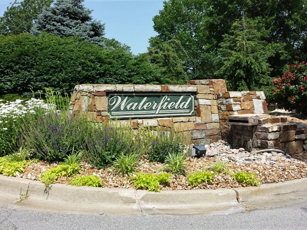 Beautiful Waterfield Subdivision in Blue Springs. Homes starting at $200,000 and up.