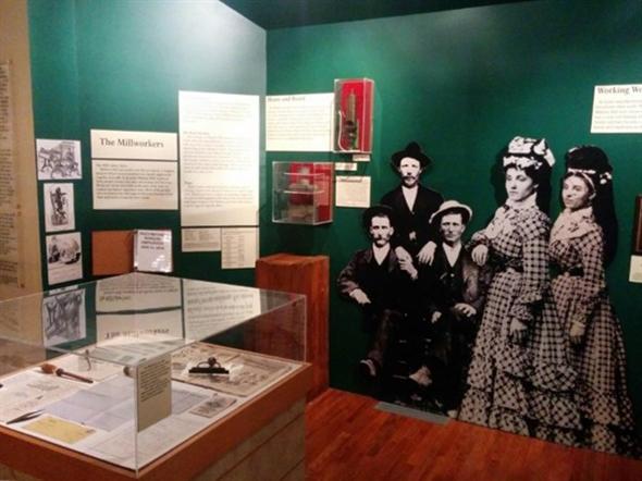 Watkins Museum exhibit