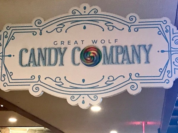 Sweet confections!  Great Wolf Lodge