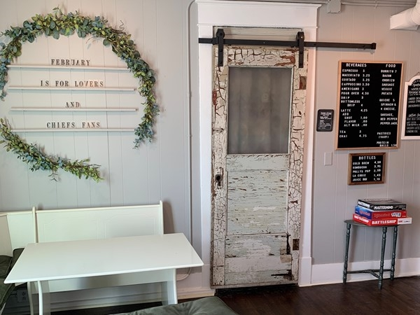 Scot Coffee is a cute spot to sip a coffee of your choice