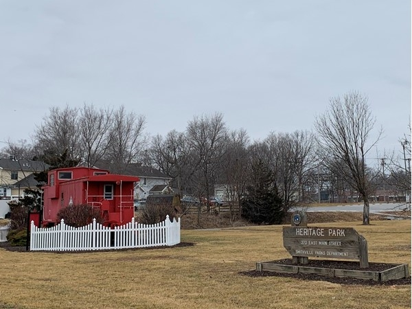 Heritage Park in Downtown Smithville