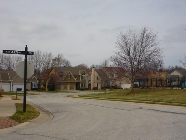 Northeast Tara Court from Northeast Glen Drive