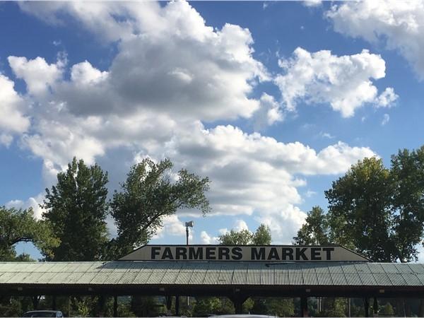 Parkville in Platte County, Farmers Market