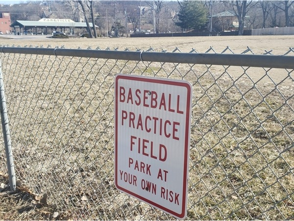 Indeed!  Youth baseball is right around the corner, literally