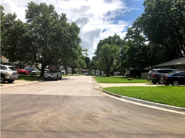 The lovely neighborhood of Brittany Place