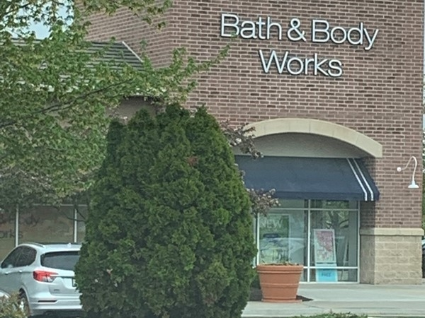 Don't forget to check out Bath and Body Works at Summit Woods