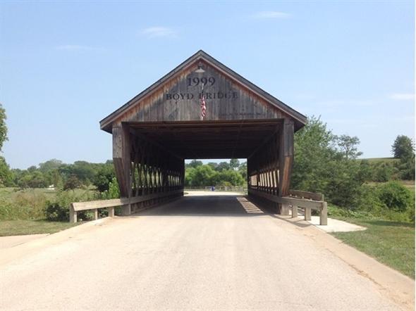 Holmes Creek Subdivision Entrance