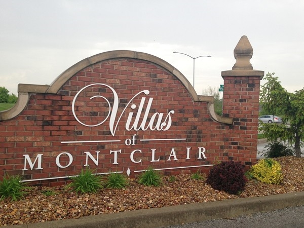 The Villas of Montclair is a beautiful community in Kansas City's Northland