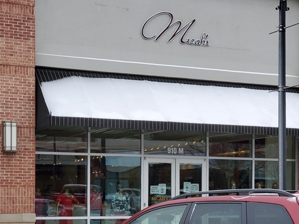 Beautiful boutique that does alterations located at 840 NW Blue Parkway in Lee's Summit