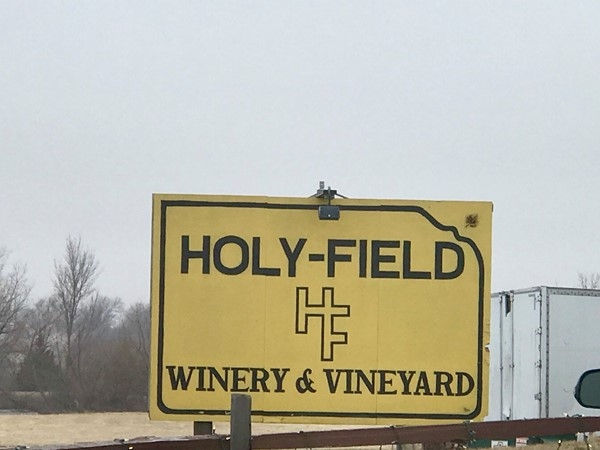 Holy-Field Winery & Vineyard, Basehor, KS